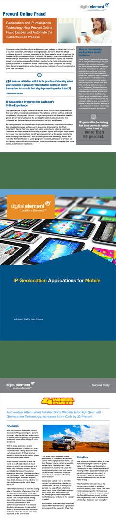 Geolocation and IP Intelligence Leader - Digital Element