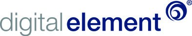 Digital Element logo